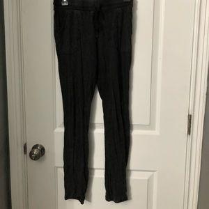 Dark grey joggers/sweats